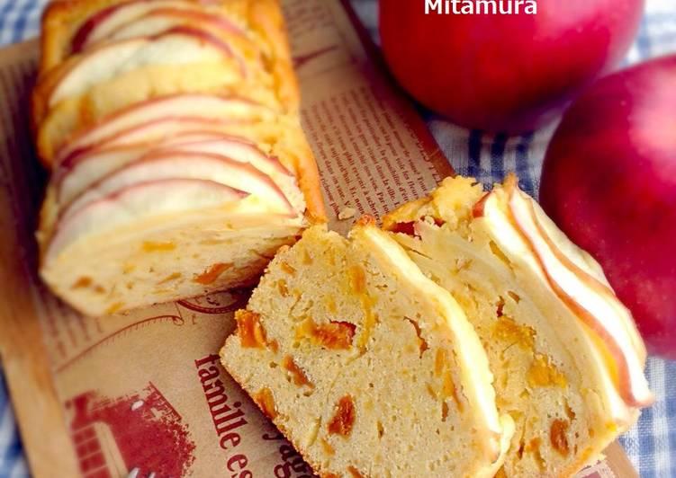 蘋果芒果蛋糕