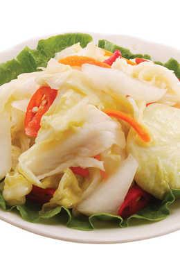 【家樂福廚房】高麗菜省錢料理》台式泡菜