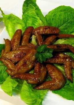 一箱烤定:泰式辣味烤雞翅