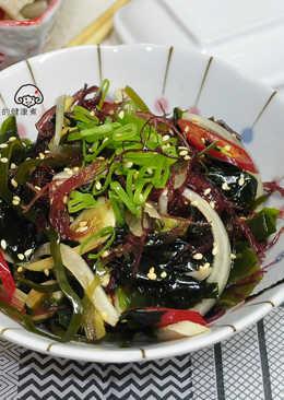 冷拌南極海藻菜