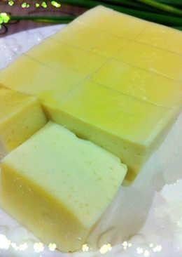 自製食材【蛋豆腐】