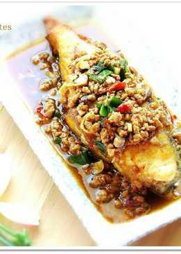 [肉燥紅燒魚]鮮上加鮮家常菜
