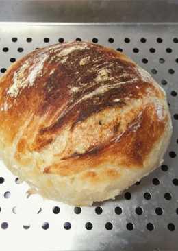 基礎免揉隨意麵包