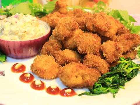 綠咖哩香酥雞食譜步驟9照片