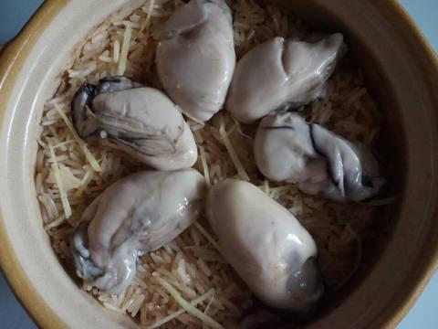 蠔炊飯食譜步驟5照片