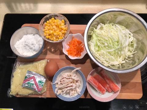 日式炒麵大阪燒食譜步驟1照片