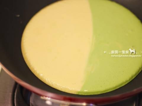 雙色花生芝麻麥煎食譜步驟5照片