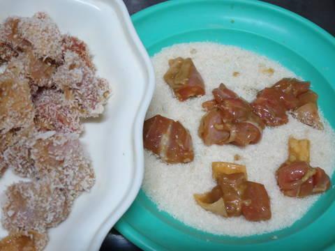 綠咖哩香酥雞食譜步驟6照片