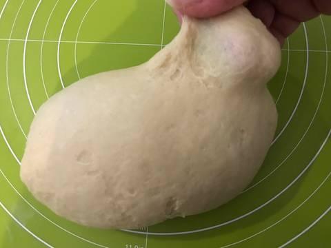 珍珠奶茶卡士達麵包食譜步驟4照片