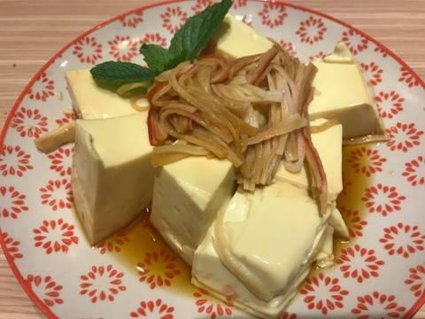 鱘味條蒸豆腐食譜步驟2照片