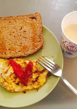 계란 토스트