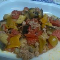 Chili con carne e verdure (Italo-orientale🇮🇹🇮🇳)