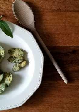 Salvia fritta in pastella leggerissima (veg e gluten free)