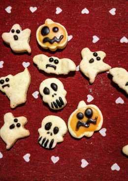 Biscottini senza glutine per halloween