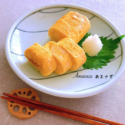 """Frittata arrotolata giapponese """"tamagoyaki"""""""
