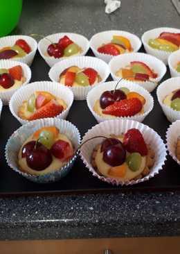 Cestini di frutta senza glutine