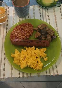 Scrambled eggs (uova strapazzate)