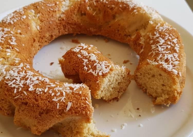Ciambellino plumcake senza latticini