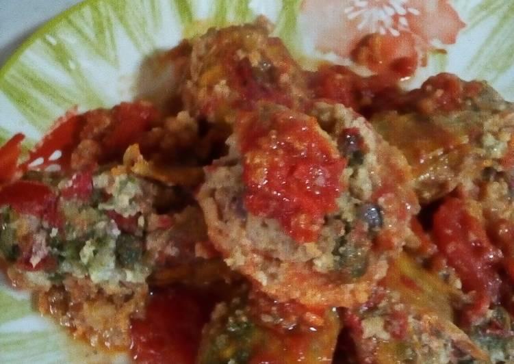 Ricetta Fiori Di Zucchina E Polpettinecon Patate Tonno Capperi E