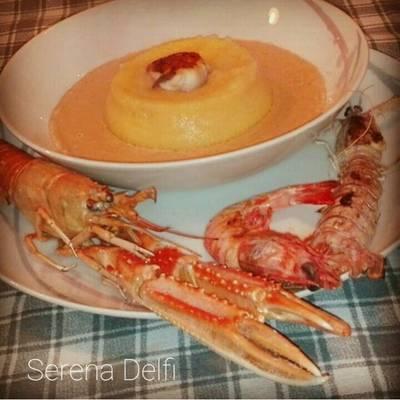 Polentina di mare #ciaksicucina #nataleconciak #cookpad