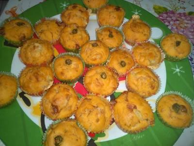 Pizza muffin 😋