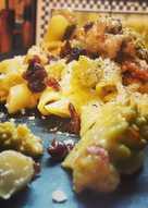 Pasta con #salsiccia e #cavolo #romano #cookpad #ciacksicucina