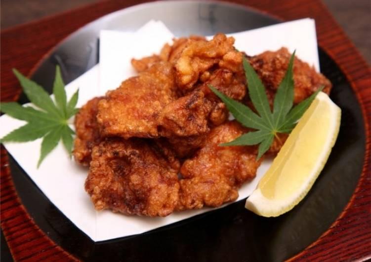 鶏のから揚げ 🐔🍖🍗 Pollo fritto