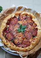 Parmigiana di melanzane in pasta sfoglia 🍆🍅🧀
