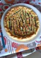 Salty cake di asparagi