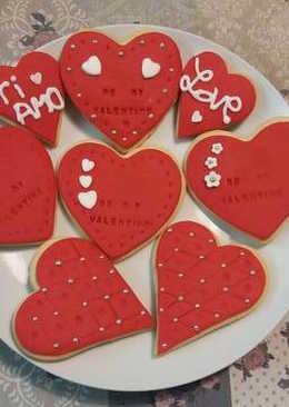 Cuori per San Valentino dii Alberto