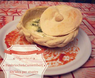 Tegamino di panbrioche al camembert #ciacksicucina #cookpad