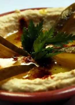 Hummus ideale per il picnic