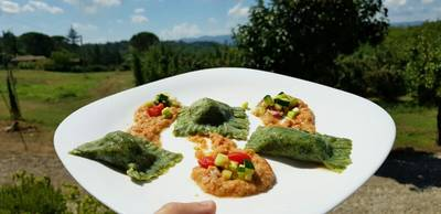 Tapas Toscanacce Veggy