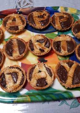 Crostatine alla nutella senza glutine
