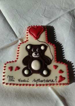 Biscotto di San Valentino