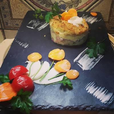 #gateau di #patate con #ricotta #cookpaditalia #ciaksicucina