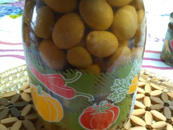 Olive in salamoia.