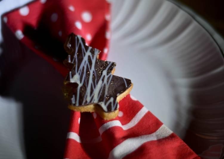 Segnaposto Natalizi Biscotti.Ricetta Segnaposti Natalizi Ciocco Biscotto Di Roberta Gaccione