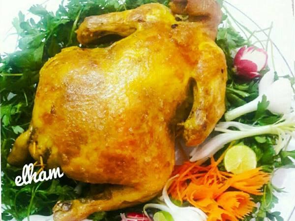 مرغ شکم پر