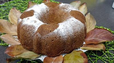کیک کدوحلوایی منصوره پز