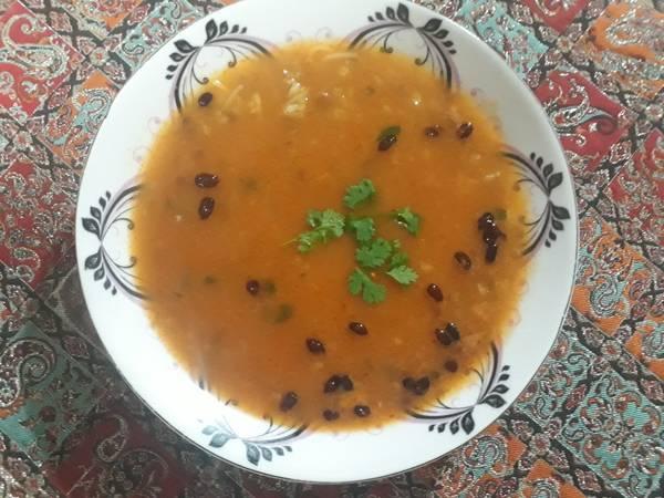 سوپ 🥣 نسترن پز