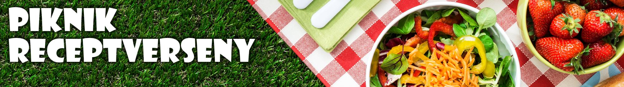 🥪🌽 Piknik receptverseny 🍽️🥨