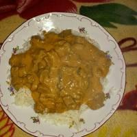 Bakonyi gombás rizs