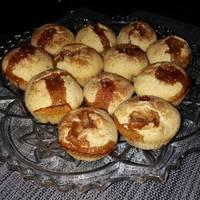 """Almás """"lepény"""" muffin"""
