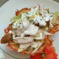 Caesar saláta