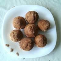 Fahéjas muffin