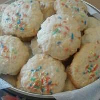 Tojás nélküli kókuszos keksz
