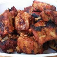 Barbecue oldalas