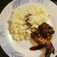 Kólás csirkeszárny