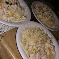 Krémes kukoricás csirke